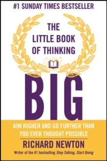 The Little Book of Thinking Big, Paperback / softback Book