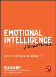 Emotional Intelligence Pocketbook : Little Exercises for an Intuitive Life, Paperback / softback Book