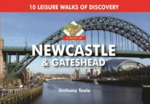 A Boot Up Newcastle & Gateshead, Hardback Book