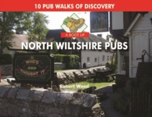 A Boot Up North Wiltshire Pubs, Hardback Book