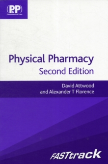 FASTtrack: Physical Pharmacy, Paperback / softback Book
