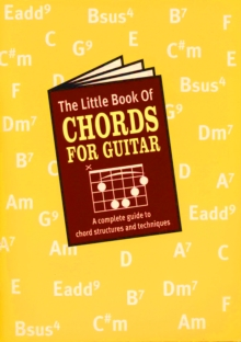 The Little Book of Chords for the Guitar, EPUB eBook