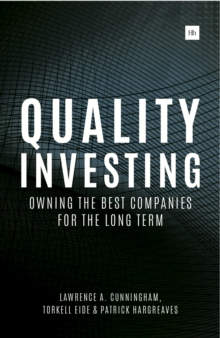Quality Investing : Owning the best companies for the long term, EPUB eBook