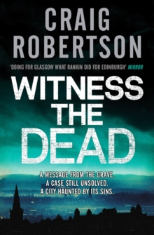 Witness the Dead, Paperback / softback Book