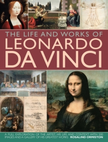 Life and Works of Leonardo da Vinci, Hardback Book
