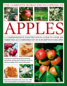 The Complete World Encyclopedia of Apples, Hardback Book