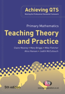 Primary Mathematics: Teaching Theory and Practice, EPUB eBook