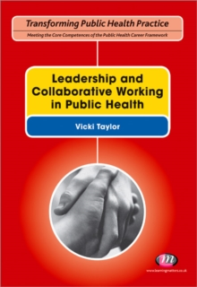 Leading for Health and Wellbeing, Paperback / softback Book