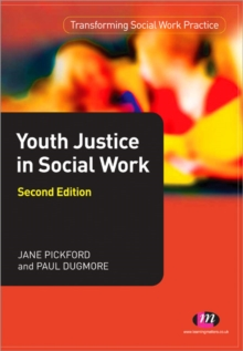 Youth Justice and Social Work, Paperback Book