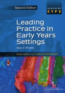 Leading Practice in Early Years Settings, Paperback Book