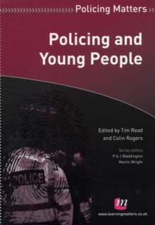 Policing and Young People, Paperback Book