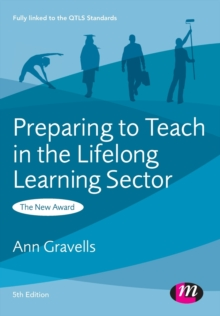 Preparing to Teach in the Lifelong Learning Sector, Paperback / softback Book