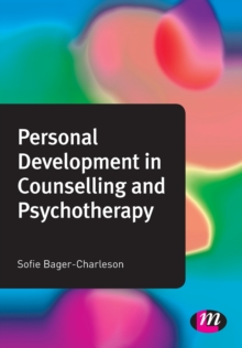 Personal Development in Counselling and Psychotherapy, Paperback / softback Book