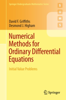 Numerical Methods for Ordinary Differential Equations : Initial Value Problems, PDF eBook