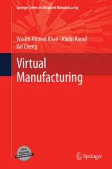 Virtual Manufacturing, PDF eBook