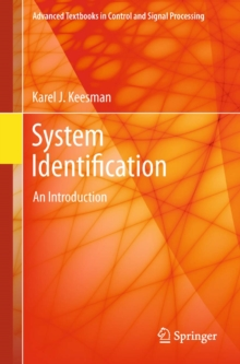 System Identification : An Introduction, PDF eBook