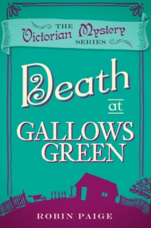 Death at Gallows Green, Paperback Book