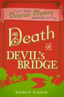 Death at Devil's Bridge, Paperback Book