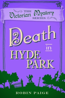 Death at Hyde Park, Paperback Book