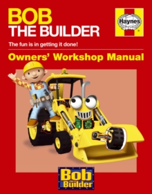 Bob the Builder Manual, Hardback Book