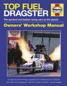 Top Fuel Dragster Manual, Hardback Book