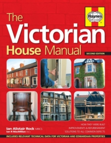 The Victorian House Manual, Hardback Book