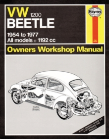 VW Beetle 1200, Paperback / softback Book