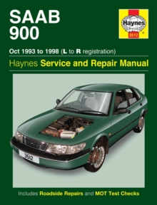 Saab 900 Service And Repair Manual, Paperback / softback Book