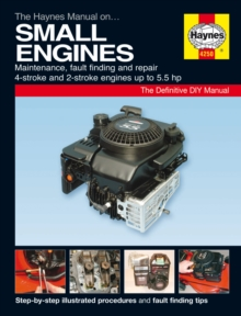 Small Engine Manual, Paperback / softback Book
