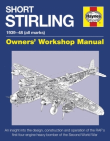 Short Stirling Manual, Hardback Book