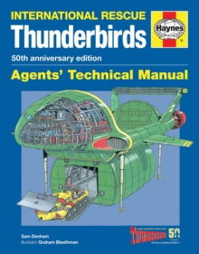 Thunderbirds 50th Anniversary Manual, Paperback Book