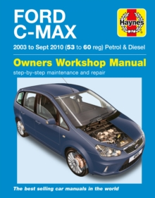 Ford C-Max, Paperback / softback Book