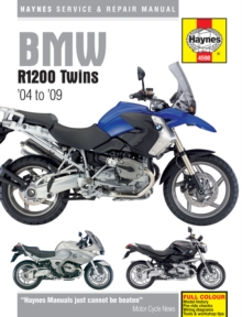 BMW R1200, Paperback / softback Book
