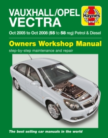 Vauxhall / Opel Vectra, Paperback Book