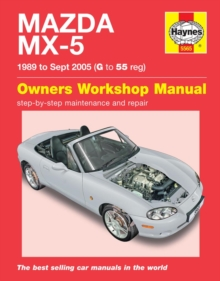 Mazda MX-5 Service & Repair Manual, Paperback Book