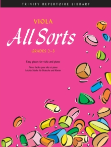 Viola All Sorts Grades 2-3, Sheet music Book