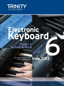 Electronic Keyboard Grade 6, Paperback Book