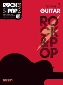 Trinity Rock & Pop Exams: Guitar Grade 3, Mixed media product Book
