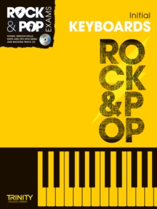 Keyboards (Initial), Sheet music Book