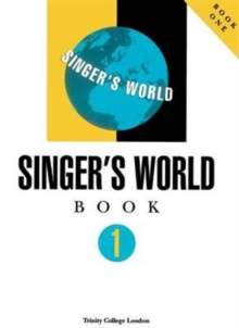 Singers World Book 1 (Voice & Piano), Paperback Book