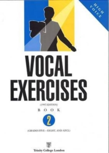 Vocal Exercises : High Voice Book 2, Paperback Book