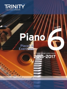 Piano 2015-2017. Grade 6 (with CD), Sheet music Book