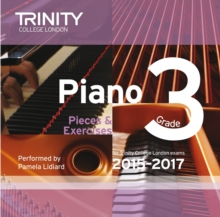 Piano 2015-2017. Grade 3 (CD), CD-Audio Book