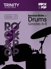 Session Skills for Drums Grades 6-8, Mixed media product Book