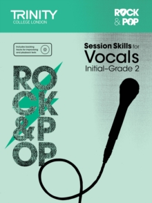 Session Skills for Vocals Initial-Grade 2, Sheet music Book