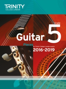 Guitar Exam Pieces Grade 5 2016-2019, Paperback Book