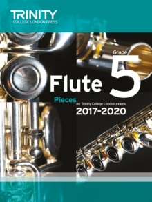 Flute Exam Pieces Grade 5 2017 2020 (Score & Part), Paperback Book