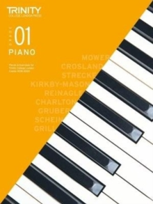 Trinity College London Piano Exam Pieces & Exercises 2018-2020. Grade 1, Sheet music Book