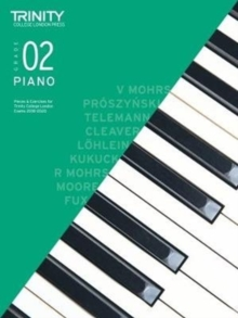 Trinity College London Piano Exam Pieces & Exercises 2018-2020. Grade 2, Sheet music Book