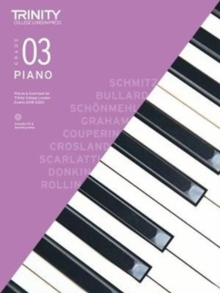 Piano Exam Pieces & Exercises 2018-2020 Grade 3, with CD & Teaching Notes, Mixed media product Book